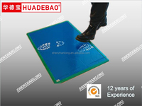 Cleanroom floor PE sticky Mat entrance cif price tacky mat for industrial