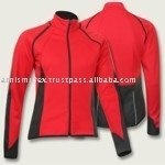 Ladies Winter Cycling/bicycle/bike wind; water proof and breathable detachable sleeves winter jacket