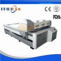leather goods machine acrylic 260w YongLi laser tube laser machinery/laser cutter/laser cutting machine price