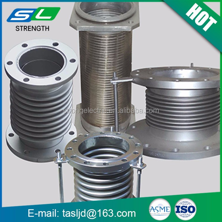 ISO certification metal bellow and compensator metal bellow expansion joint from China