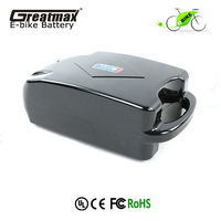 Frog 36V 10.4Ah E-BIKE Battery+Charger Pack US Scooter Lithium Li-ion Battery cell CE Rohs