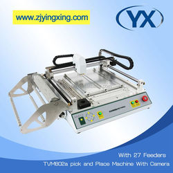 TVM802A Smd Placer Pcb Manufacturing and Assembly Machines PCB Equipment