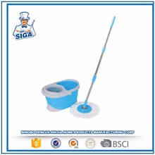 Mr.SIGA New Design Industrial Cotton Mop With Bucket With Good Service