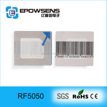 EAS System Anti-theft Accessory Disposable 8.2MHZ RF Soft Label