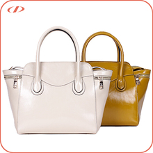 Designer wholesale cowhide leather handbag