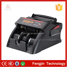 The newest rupee counting machine/bank cash counter/fake bill detector instruments