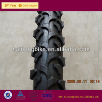Black color children bike tyre/bicycle tires 16x1.95
