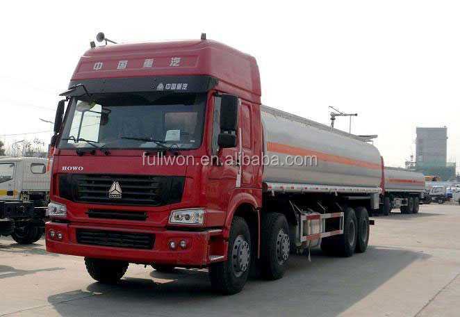 top product 12wheel oil tanker price high quality