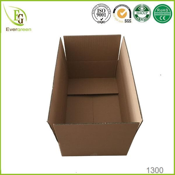 strong corrugated material 5-ply carton box with custom tyre design for export