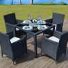 Tables And Chairs Garden Set Wicker