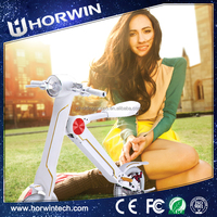 Hot sale! Horwin 12 inch folding bike Intelligent toys folding electric bike to solve your last mile electric mobility scooter