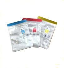 Clear Soft Plastic Underwear Bra Packaging Bags With Zipper Closure