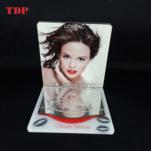 Countertop Custom Design Cosmetic Holder Acrylic Lipstick Organizer