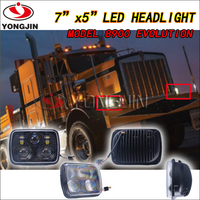 HOT SALE Competitive Price Emergency 5*7led driving lights for Maverick LED 4*4 off road light A0102