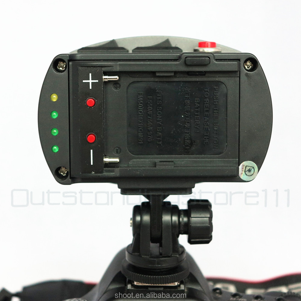 Led video lights china for Canon, Nikon, Panasonic DV Camera Camcorder