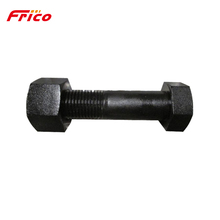 High Quality DIN 938 Standard Size Stud Bolt And Nut