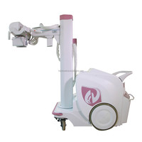 portable x ray machine 32kw 400ma imported tube DR x ray machine 400ma portable and movable digital x ray machine