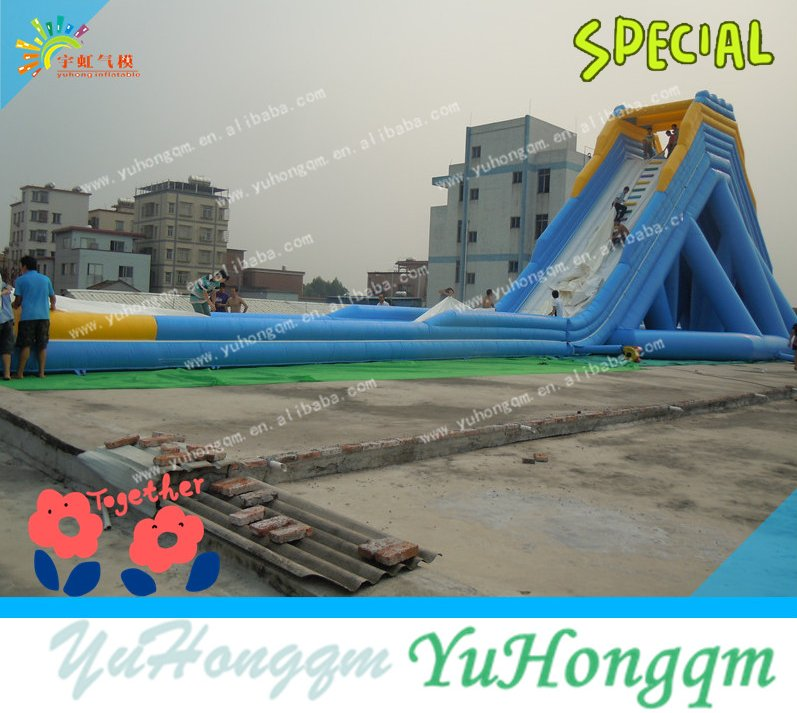 china giant inflatable water slides for adults jumbo inflatable water slide for sale