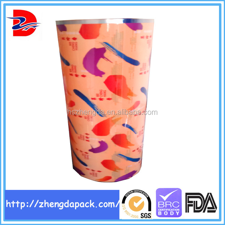 multilayer NY vacuum film for sausage packaging