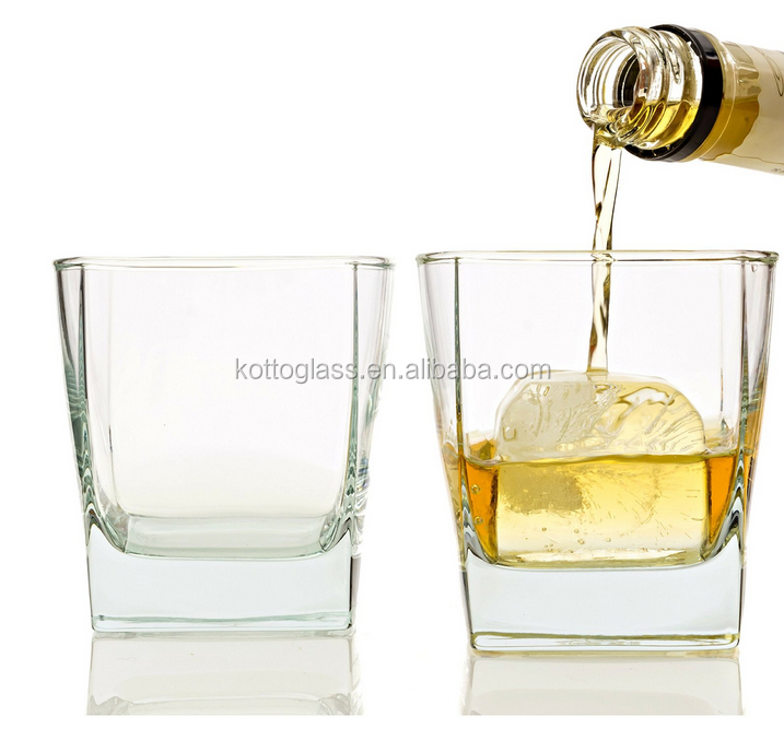 235 ML Scotch Glasses - Rocks Glass, Old Fashioned Whiskey Glass Wine Cup