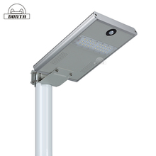 Most Popular Outdoor All in One 15W Solar LED Street Light Price List