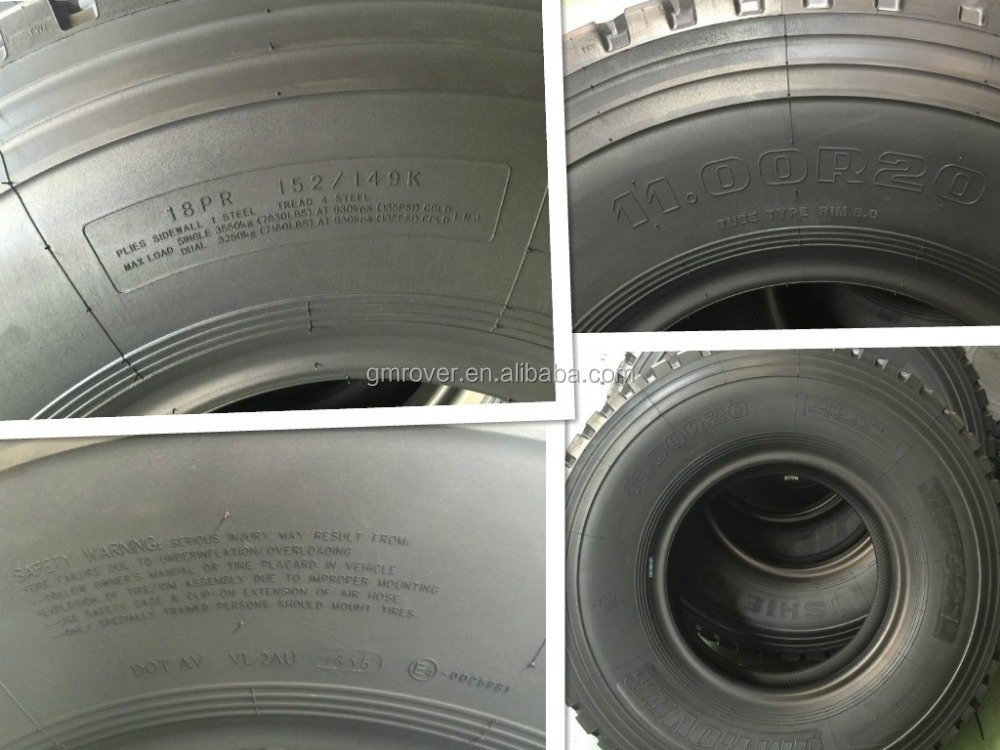 2016 hot sale best chinese brand TUBE truck tire