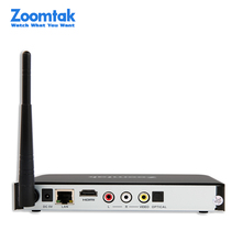 Zoomtak product black tv box xnxx 4k hd cable internet tv set top box