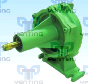 BELT DRIVEN WATER PUMP FOR TRANSIT MIXER