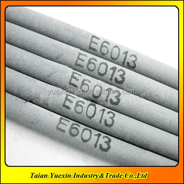 Electric welding stick/welding electrodes AWS E 6013