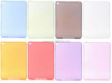 For iPad Air 2 Clear Back Cover Case
