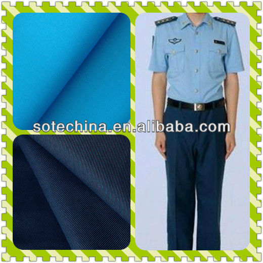 "Military Navy Uniform - TR 65/35 32/2*32/2 56*53 57/58"" PLAIN - CHINA CLASSICAL TEXTILE"
