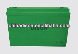 24 volt lifepo4 rechargeable battery pack 40ah for energy storage