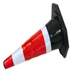 Wholesale high quality Road warning 28 Inch Rubber Traffic Cone
