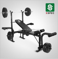 Home use not used weight bench for sale with high quality