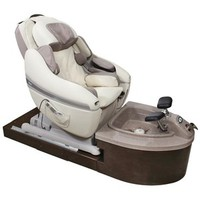 2015 new style full body massage pedicure spa chair with a pool