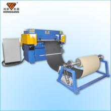 Four-Column hydraulic paper roll to sheet cutting machine
