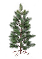 6ft high quanlity PE 100% artificial christmas tree