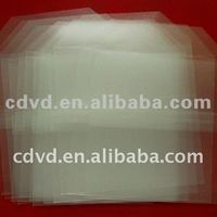 Double Plastic Cd Dvd Sleeve