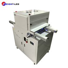 Infrared sensor UV curing machine for PCB conformal coating / UV adhesives