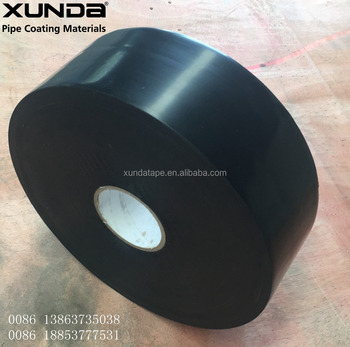 CHINA XUNDA COATING & WRAPPING MATERIALS FOR UNDERGROUND PIPELINE