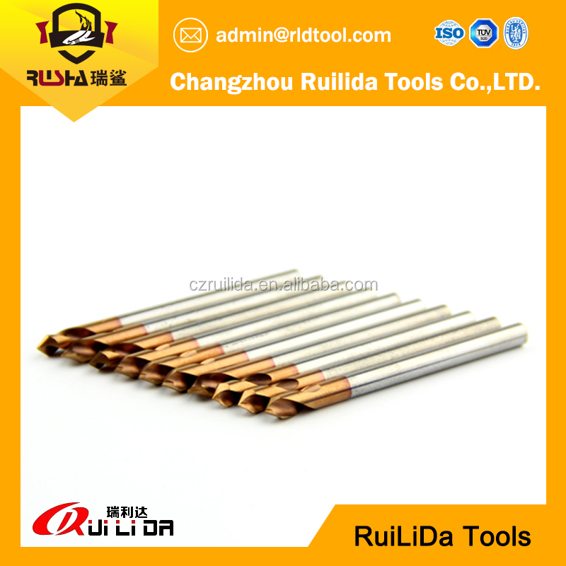 Durable cnc cutter bit for steel