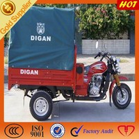 Quality OEM for three wheeled motorzied cargo truck / China wholesale cheap tricycle for open truck