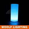 LED plastic pillars/light up column/outdoor party lights