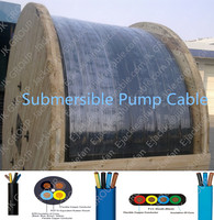 PVC/RUBBER Round/Flat flex core wire Mexico Hotselling