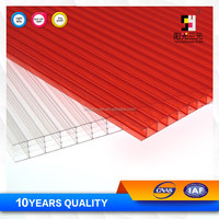 Makrolon pc hollow sheet manufacturer
