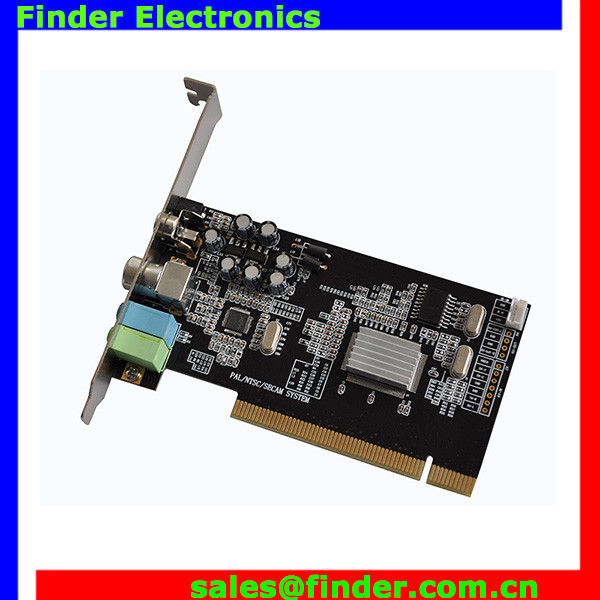 Analog PCI tv tuner card support remote function