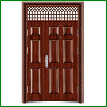 BG-FB9030 security door price/security steel door/unique home designs security doors