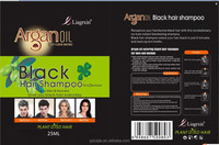 Best black hair care daily shampoo products factory price