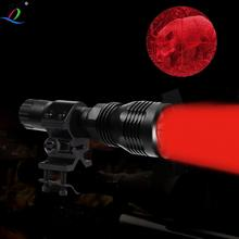 Gun Mounted hunting torch
