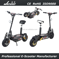 2015 new arrival CE ROHS best cheap high speed two wheels brushles 1900W battery power electric scooter for adults